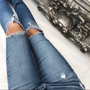 ekAttire | Madixx Blue Denim Jeans